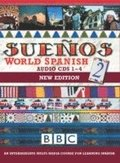 SUENOS WORLD SPANISH 2 (NEW EDITION) CD's 1-4