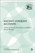 Ancient Conquest Accounts