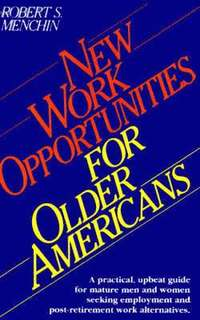 New Work Opportunities for Older Americans