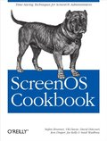 ScreenOS Cookbook