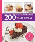 Hamlyn All Colour Cookery: 200 Cakes &; Bakes
