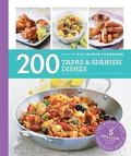 Hamlyn All Colour Cookery: 200 Tapas &; Spanish Dishes