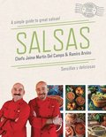 Salsas: A Simple Guide To Great Salsas! (Bilingual)