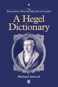 michael inwood hegel dictionary pdf