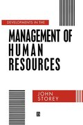 Developments in the Management of Human Resources