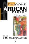 Postcolonial African Philosophy