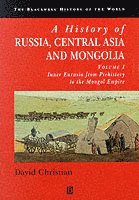 A History of Russia, Central Asia and Mongolia, Volume I