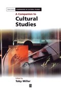 A Companion to Cultural Studies