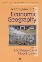 A Companion to Economic Geography