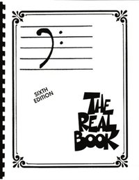 The Real Book - Volume 1 (Bass Clef)