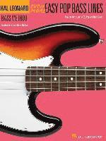 Even More Easy Pop Bass Lines: Supplemental Songbook to Book 3 of the Hal Leonard Bass Method