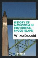 History of Methodism in Providence, Rhode Island