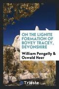 On the Lignite Formation of Bovey Tracey, Devonshire