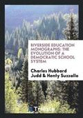 Riverside Education Monographs