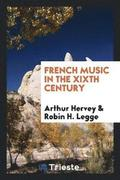 French Music In The Xixth Century