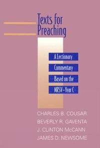 Texts for Preaching - Year C