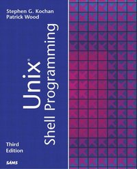 UNIX Shell Programming 3rd Edition