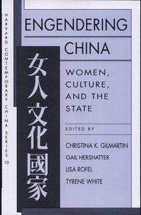 Engendering China