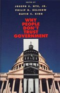 Why People Don't Trust Government
