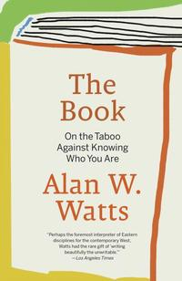 Book On The Taboo Of Knowing Who You Are