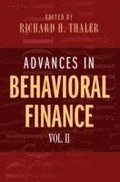 Advances in Behavioral Finance, Volume II