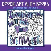 Imagination Will Take You Everywhere: Coloring Book