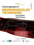 E-Book - Clinical Application of Neuromuscular Techniques, Volume 1