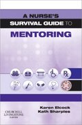 Nurse's Survival Guide to Mentoring E-Book