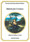 The Chester Book of Motets: v. 7