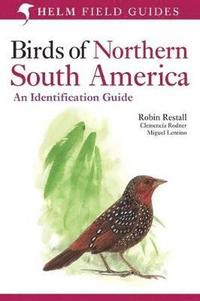 Birds of Northern South America: v.  2 Plates and Maps