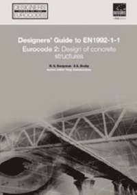 Designers' Guide to EN 1992-1-1 Eurocode 2: Design of Concrete Structures (common rules for buildings and civil engineering structures.)