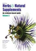 Herbs and Natural Supplements, Volume 2