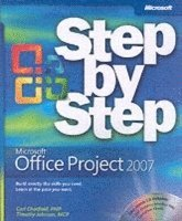 Microsoft Office Project 2007 Step by Step Book/CD Package