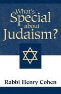 What's Special about Judaism?