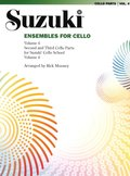 Ensembles for Cello, Vol 4