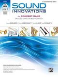 Sound Innovations for Concert Band, Bk 1: A Revolutionary Method for Beginning Musicians (E-Flat Alto Saxophone), Book & Online Media [With CD (Audio)