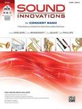 Sound Innovations for Concert Band, Bk 2: A Revolutionary Method for Early-Intermediate Musicians (Flute), Book, CD & DVD