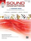 Sound Innovations for Concert Band, Bk 2: A Revolutionary Method for Early-Intermediate Musicians (Percussion---Snare Drum, Bass Drum & Accessories),