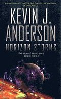 Horizon Storms: The Saga Of Seven Suns Book#3