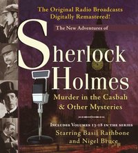 Murder in the Casbah and Other Mysteries
