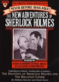 Haunting of Sherlock Holmes and Baconian Cipher