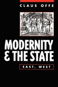 Modernity and the State
