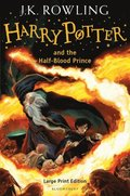 Harry Potter And The Half-Blood Prince (Large Print Edition)