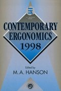 Contemporary Ergonomics 1998