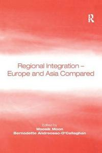 Regional Integration - Europe and Asia Compared
