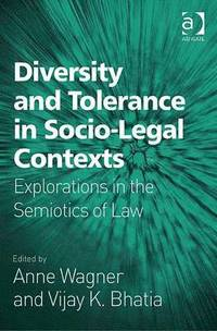 Diversity and Tolerance in Socio-Legal Contexts