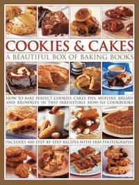 Cookies &; Cakes: a Beautiful Box of Baking Books