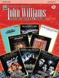 The Very Best of John Williams: Alto Sax, Book & CD [With Accompaniment CD]