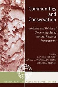 Communities and Conservation