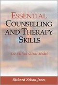 Essential Counselling and Therapy Skills